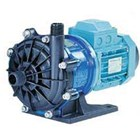 Iwaki MX-F401-CFVX-N58 Mag Drive Pump closed coupled to a  1 HP, 3 Ph, 3500 RPM, 230/460V, 60 Hz, TEFC Motor