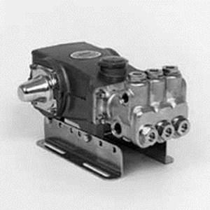Cat 550 7FR Ceramic Plunger Pump