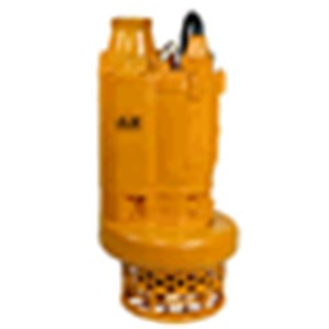 BJM Pump Heavy Duty KZN 55 Submersible Slurry with agitator